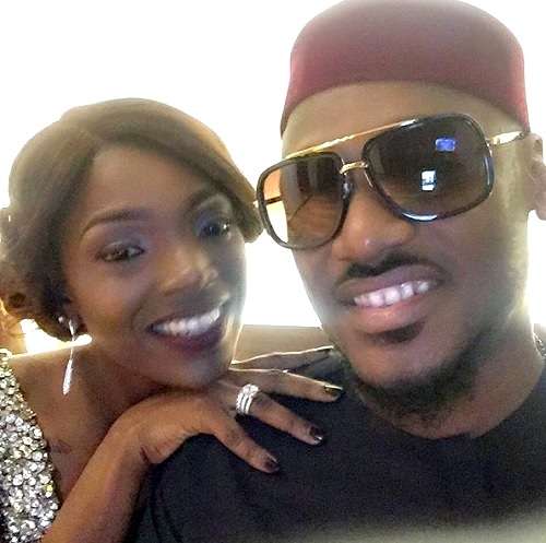 I Will Never Leave You! - Annie Idibia Eulogizes 2Baba as they Celebrate 3rd Anniversary (Photos)