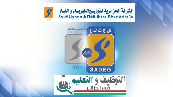 الشركة الجزائرية لتوزيع الكهرباء والغاز