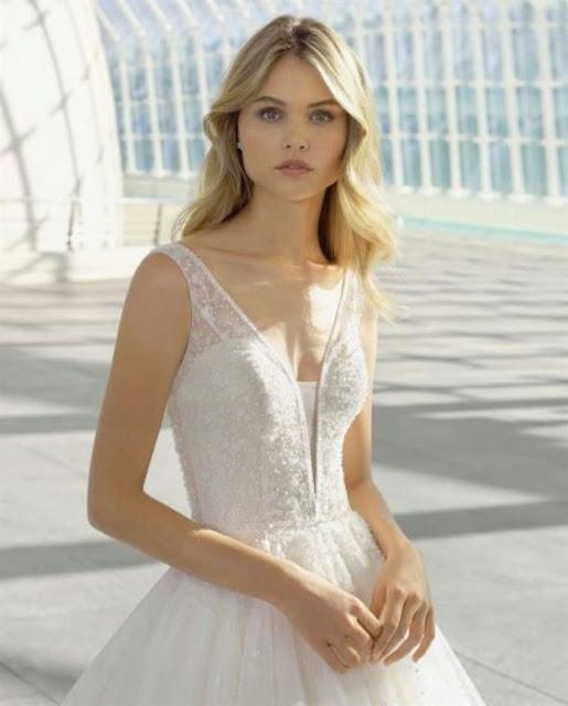 Vestidos de novia moderno