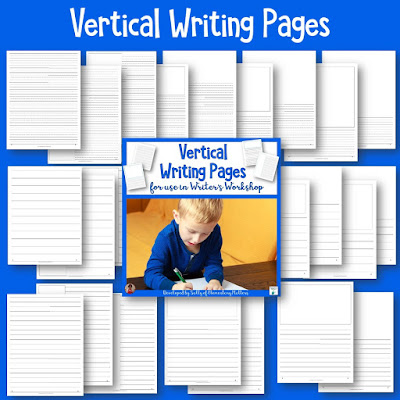 https://www.teacherspayteachers.com/Product/Vertical-Paper-180067?utm_source=Elementary%20Matters%20Blog&utm_campaign=Vertical%20Paper