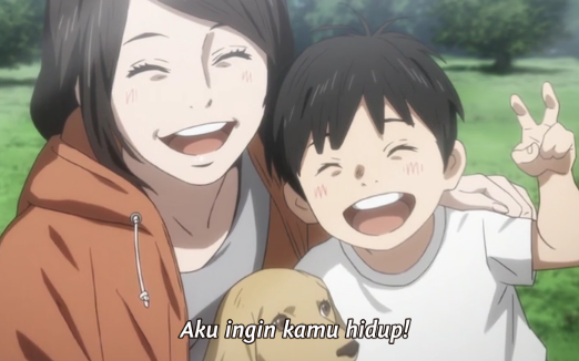 Download Anime Orange Episode 13 Subtitle Indonesia Final