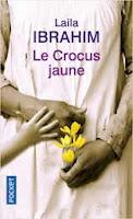 Le crocus jaune