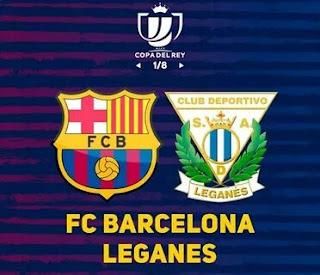 Барселона - Леганес смотреть онлайн бесплатно 30 января 2020 прямая трансляция в 21:00 МСК.