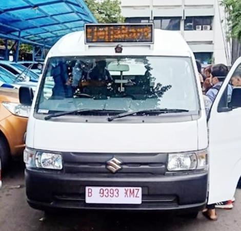 Suzuki Siapkan Armada Angkutan Kota Jaklingko Ber-AC
