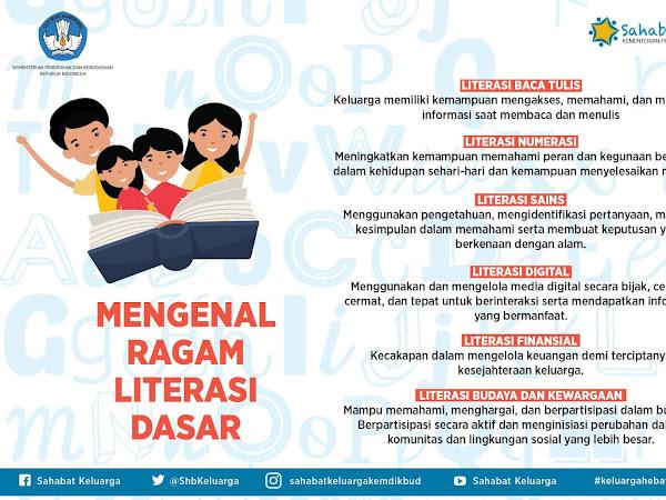Peran Keluarga Dalam Membiasakan Budaya Literasi Untuk Generasi Bangsa Yang Unggul dan Berkualitas
