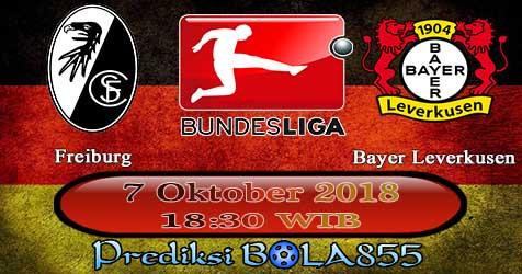 Prediksi Bola855 Freiburg vs Bayer Leverkusen 7 Oktober 2018