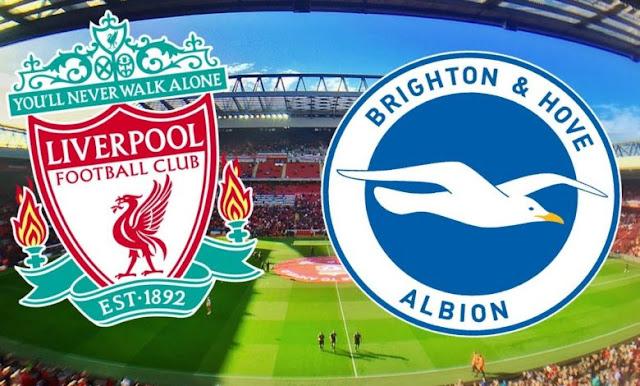 مشاهدة مباراة ليفربول وبرايتون اليوم بث مباشر