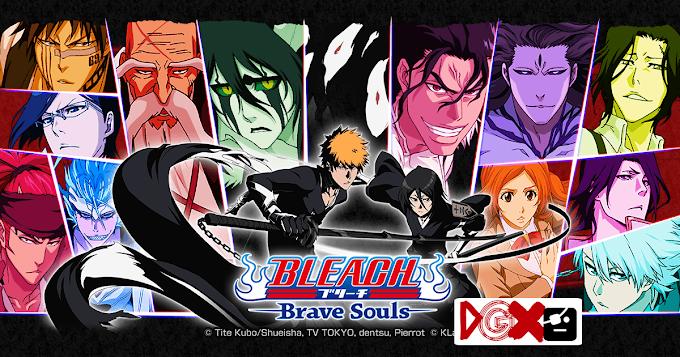 BLEACH Brave Souls MOD v8.1.2