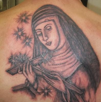 Tatuajes Religiosos Tatuajes De Rosario Y Otros Letras Para