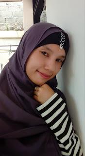 kecantikan wanita muslimah