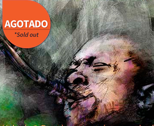 Poster Coltrane
