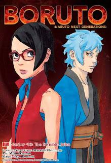 Read Boruto Manga Chapter 40 English