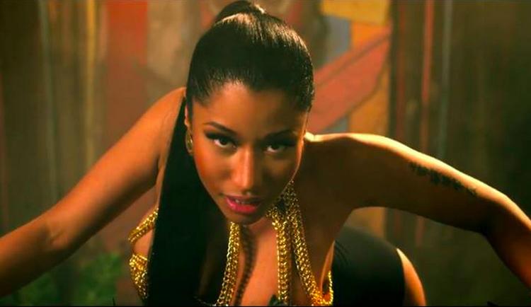 11 Highlights Nicki Minaj ?Anaconda? Music Video Twerk