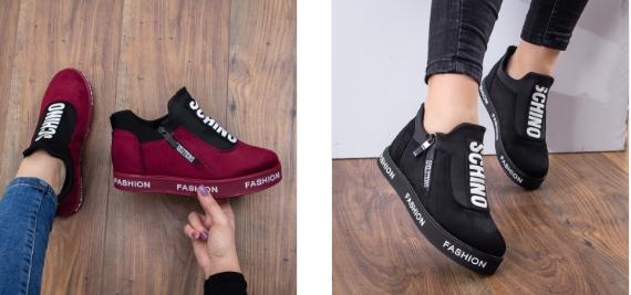 Sneakersi dama negri, visinii  la moda 2019 fashion