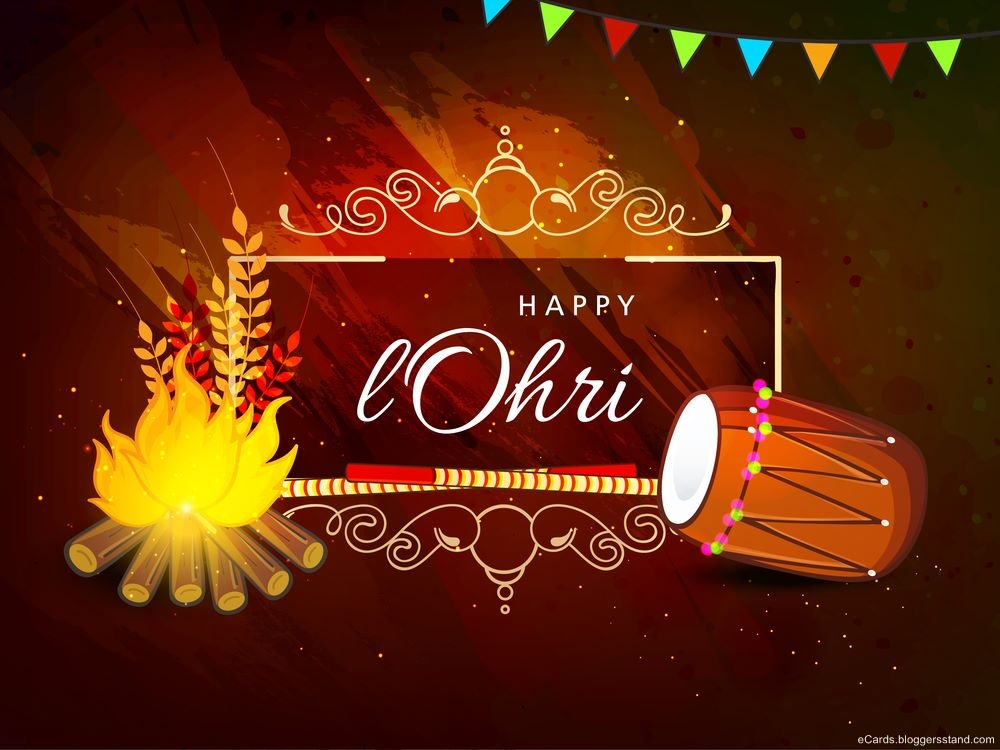 Best Wishes Happy Lohri 2021 Images