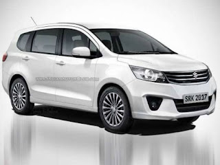 Suzuki New Ertiga 2018
