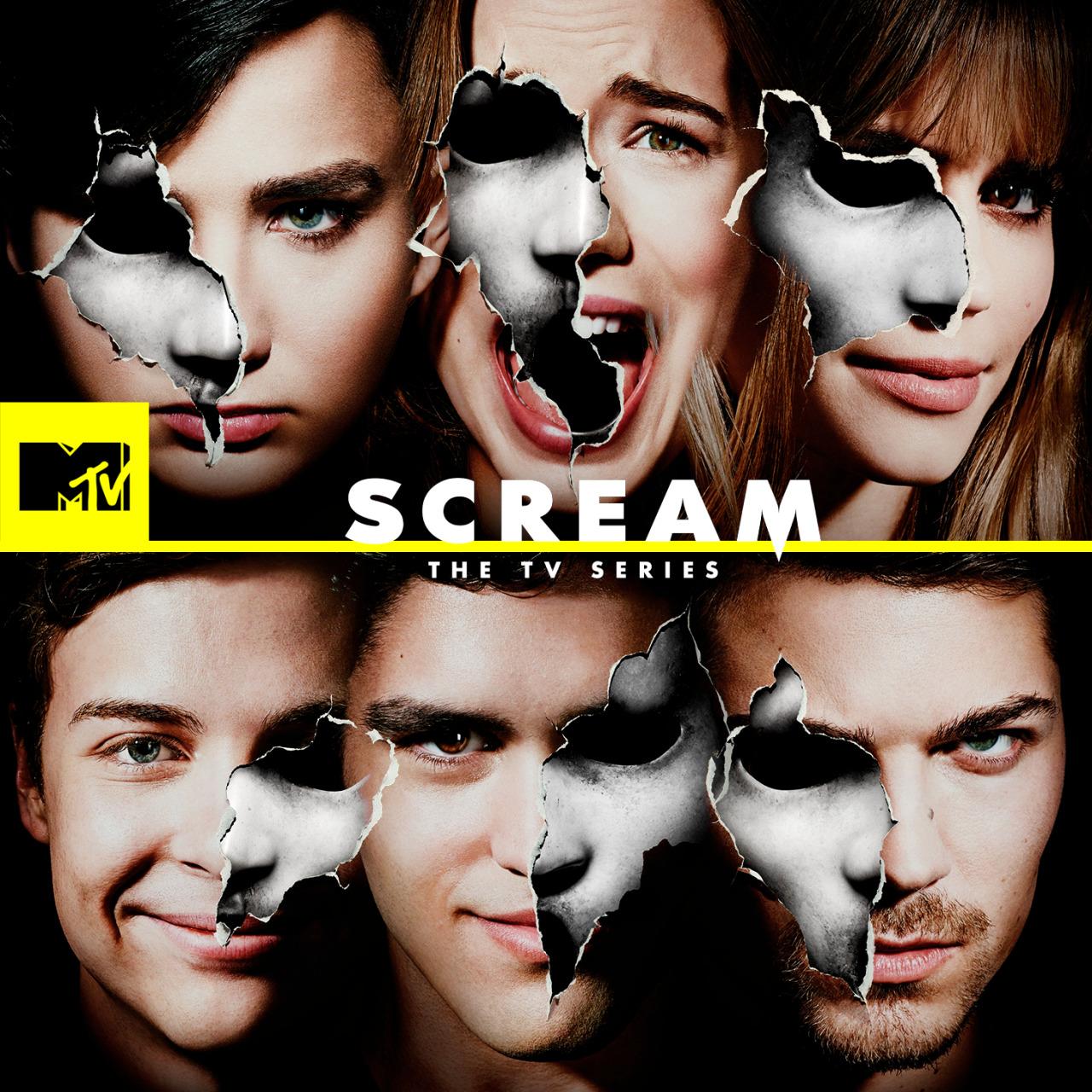 Scream Die Serie