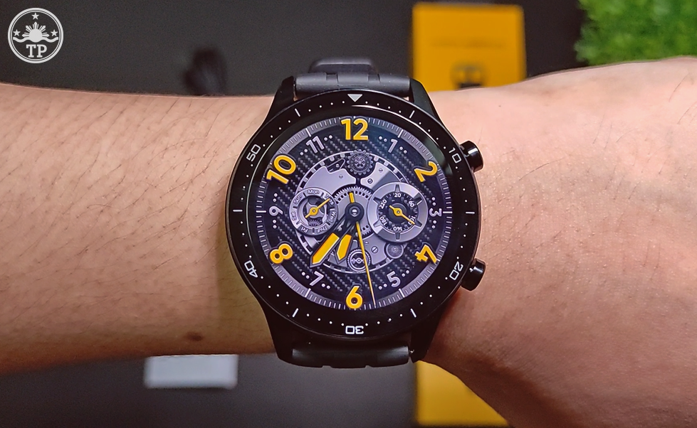 realme Watch S Pro Watch Face