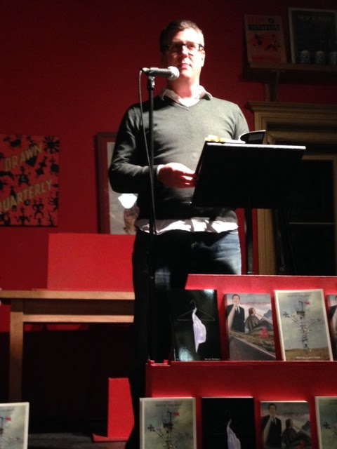 The V 233 Hicule Press Blog Gala Poetry Launch October 17