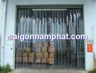 Màn Nhựa PVC Ngăn Lạnh