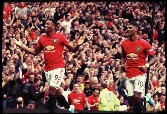 EPL: Manchester United Spoils Lampard Debut