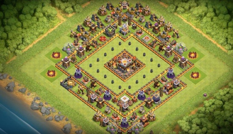 Base Anti 2 Bintang TH11 Hibryd