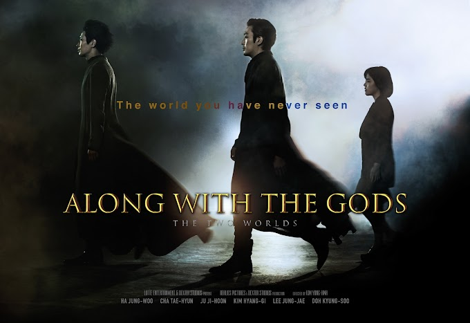 MOVIE REVIEW : ALONG WITH THE GODS 2