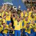 Brasil vence Peru e conquista sua nona Copa América