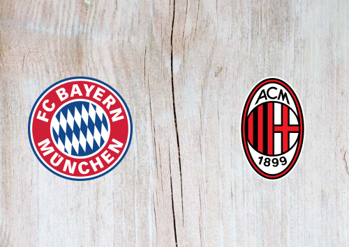 Bayern München vs Milan - Highlights 24 July 2019