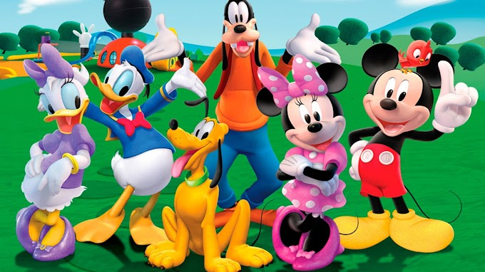 A Turma do Mickey Mouse
