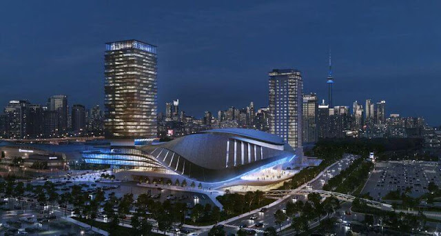 e-Sports stadium in Toronto
