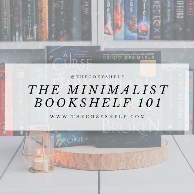 The Minimalist Bookshelf