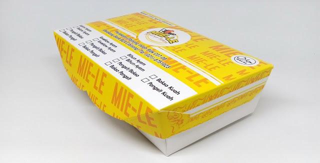 Kotak Kemasan Makanan Berkuah