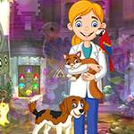 Games4King - G4K Smart Veterinarian Escape Game