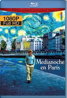 Medianoche En Paris (Midnight in Paris) (2011) [1080p BRrip] [Latino-Inglés] [LaPipiotaHD]