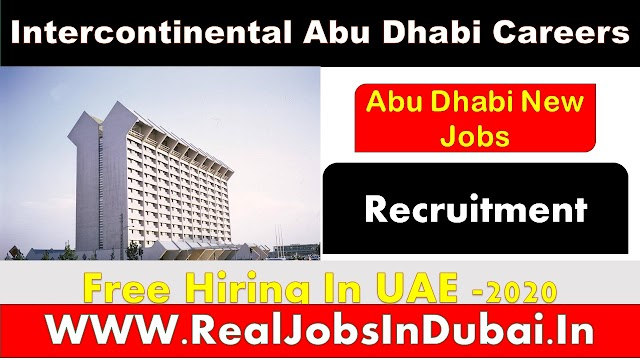 Jobs In Abu Dhabi | Hotel Jobs In Abu Dhabi |