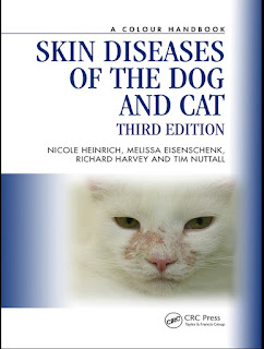 A colour Handbook Skin Diseases of the Dog and Cat 3rd Edition