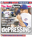 Mets out-collapse Yanks, take Post back page