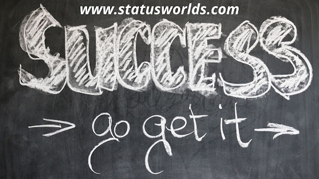 Success Status and Quotes