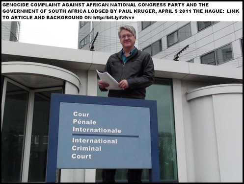 what is happening in south africa unpo peace palace in the hagueon tuesday 5 april 2011 unpo attended a press conference of mr paul kruger, chairman of the \u0027afrikaner volksraad verkiesing kommissie\u0027 (vvk),