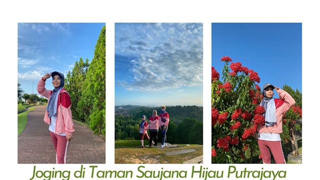 Taman saujana Hijau Putrajaya