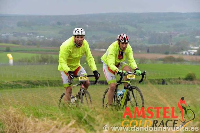 Amstel Gold Race, cicloturista holandesa
