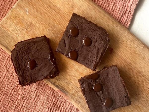 The Best Vegan Brownies You'll Ever Eat!   Vegan Recipe