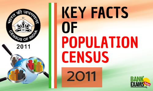 Key Facts of Population Census 2011