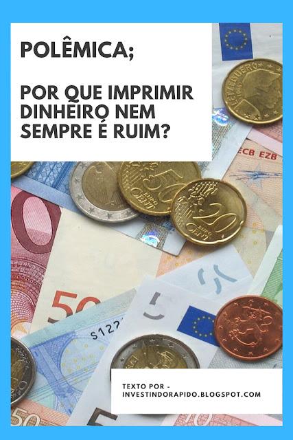inflação e junk bonds.