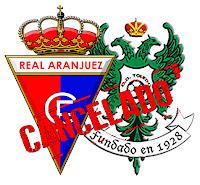 Partido cancelado Aranjuez