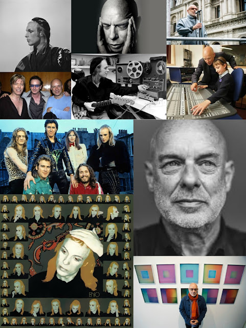 BRIAN ENO To BE or not to BE (del ambient a The Ship & Reflection)