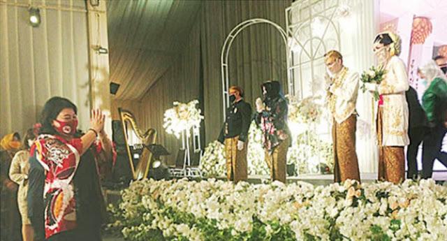 6 Aturan Khusus Pesta Pernikahan di Era New Normal