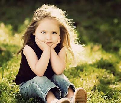 çok sevimli kız güzel görüntü
