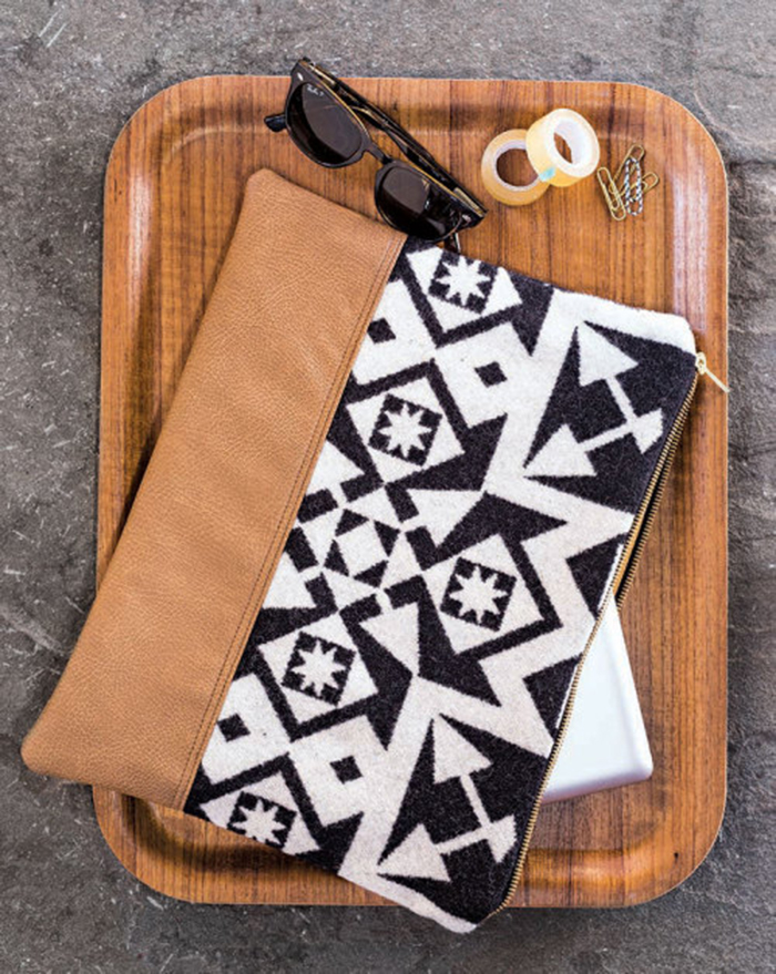 5 DIY to try # laptop sleeve - Ohoh Blog